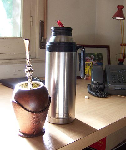 Yerba mate, Argentina travel