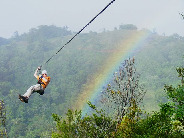 Top 3 zip-lining destinations in Costa Rica | Peru For Less