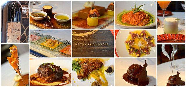 A&G Provides a Diverse and Delicios Menu (Astrid & Gaston)