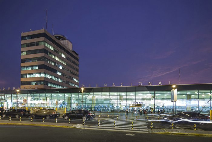 photo of Lima airport