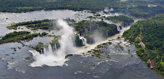 Iguazu Falls, Peru For Less