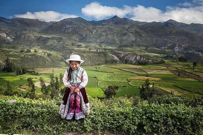 Encounter living culture in Peru, including native