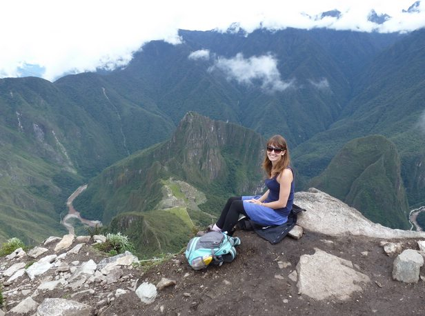 Rachel Ricks, Latin America For Less, Peru For Less