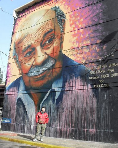 Street art, South America, Peru For Less
