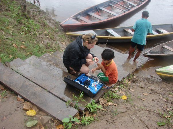 Steff Lazo-Herencia, Peru exploration, Peru For Less