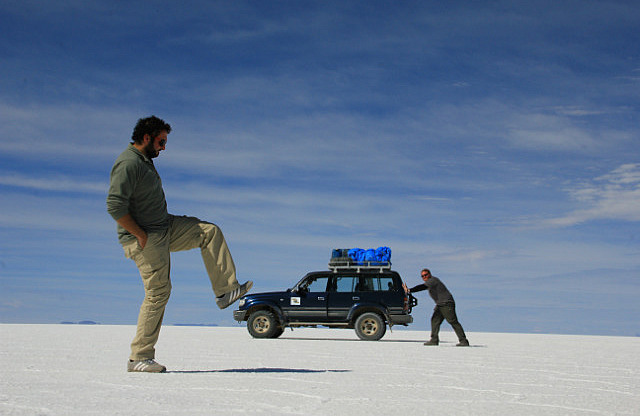 Bolivia Salt Flats 4, Edwin of Einshtein, Latin America For Less