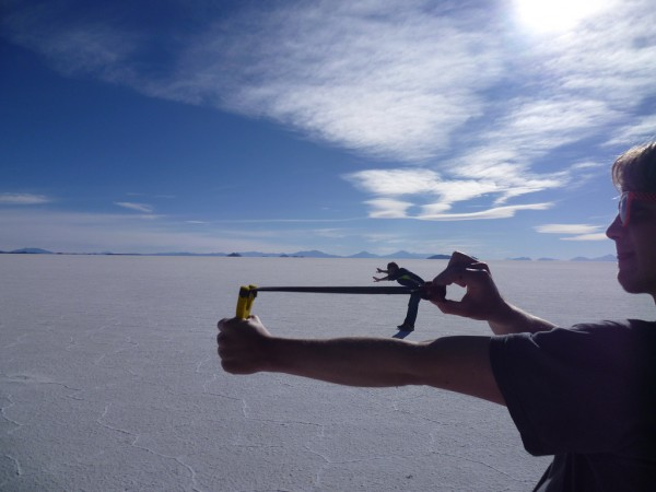 Bolivia Salt Flats 5, by Sam Roberton, Latin America For Less