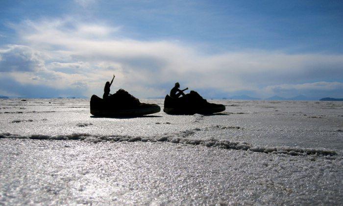 Bolivia Salt Flats, by Jessica Advocat of Flickr, Peru For Less
