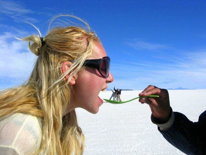 Bolivia Salt Flats, by Jodi Ettenberg, Latin America For Less