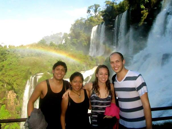 Kristina, Argentina vacations, Iguazu Falls, Latin America For Less