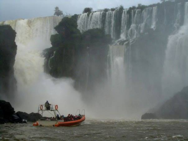 Kristina M, Argentina vacations, Iguazu Falls, Latin America For Less