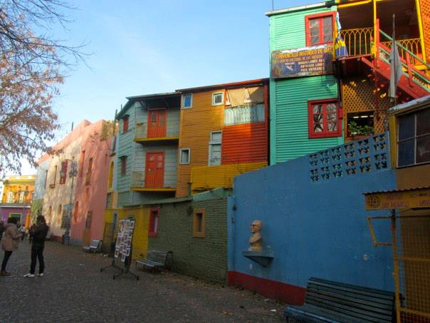 La Boca neighborhood, Buenos Aires, Argentina, Latin America For Less