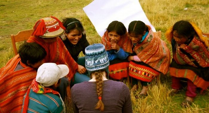 Nexos Voluntarios, Cuncani, Peru volunteer, Peru For Less