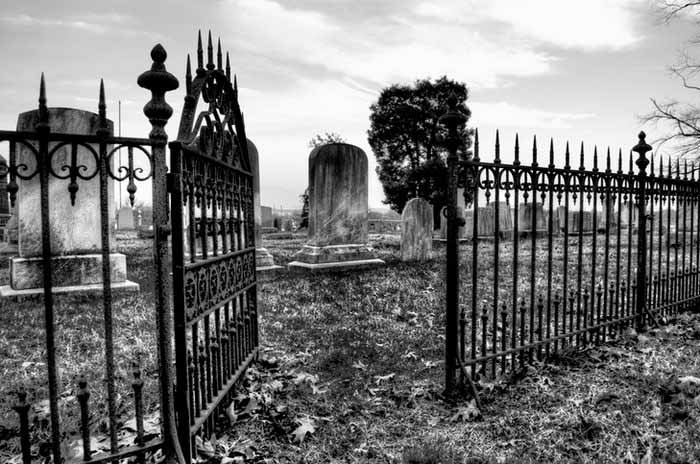 haunted cemetery, Latin America For Less