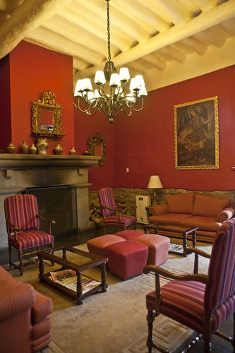 Casa Andina Private Collection Cusco Sitting Area - Peru For Less
