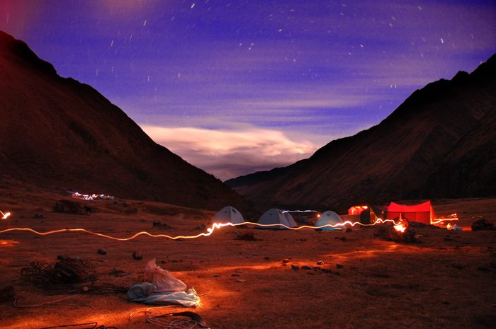 Camping, Trekking responsibly, Responsible Travel, Peru For Less