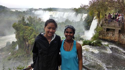 Iguazu Falls, client testimonial, Argentina For Less