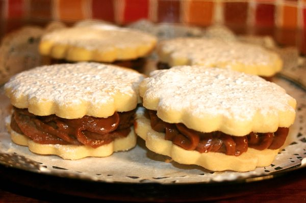 alfajores, top foods, peruforless