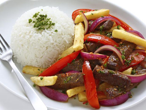 lomo,saltado, top food, peruforless