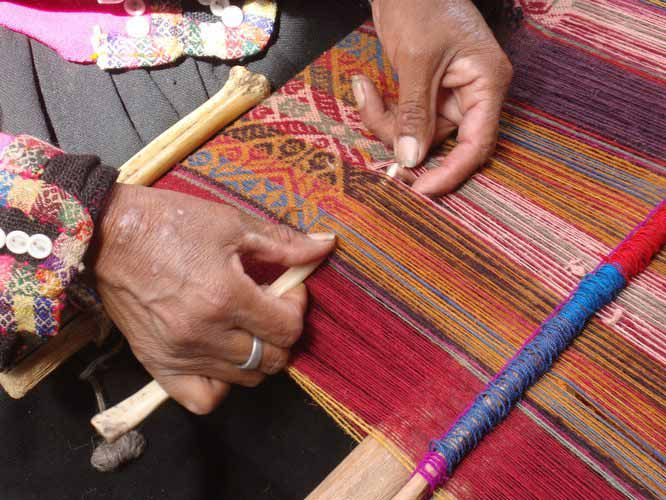 Andean Textiles, Peru For Less