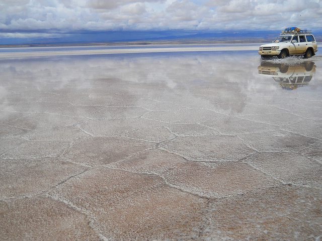 Bolivia Salt Flats of Uyuni, Peru For Less