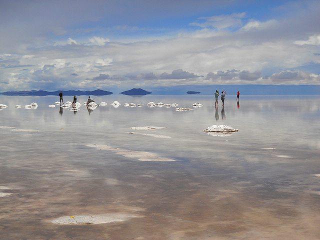 Photo of the Week, Bolivia Salt Flats, Peru For Less