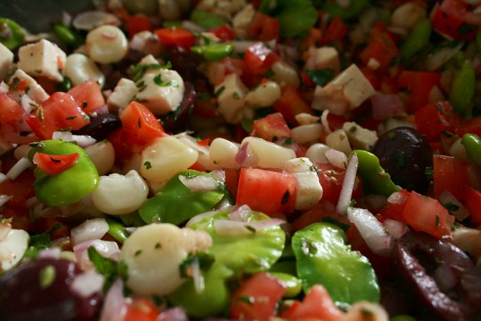 Peruvian salad, Peru For Less