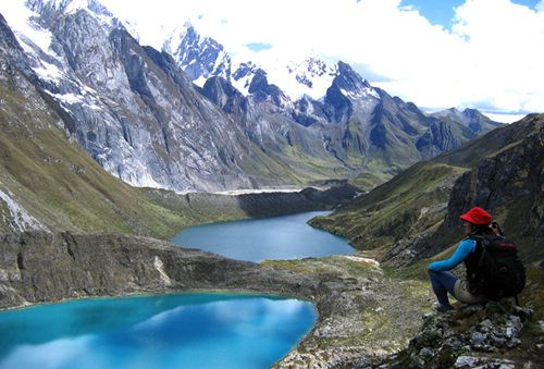 Puervian Andes, high altitude, Peru For Less