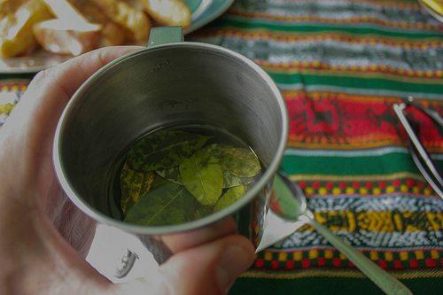 coca tea, high altitude, Latin America For Less