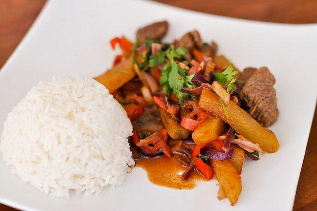 lomo saltado, Peruvian cuisine, Peru For Less