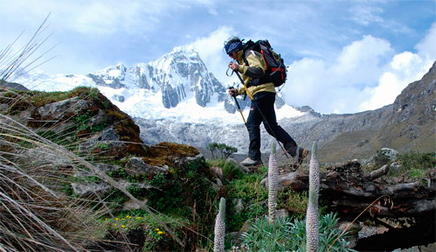 Make sure you give your body time to acclimatize before your trek. Photo from Peruvian Andes website
