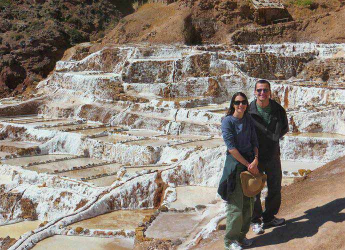 Salt Mines of Maras, Sacred Valley, Peru For Less