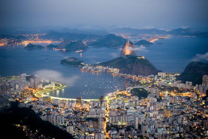 Sugarloaf Mountain, Rio de Janeiro, Brazil, Brazil For Less