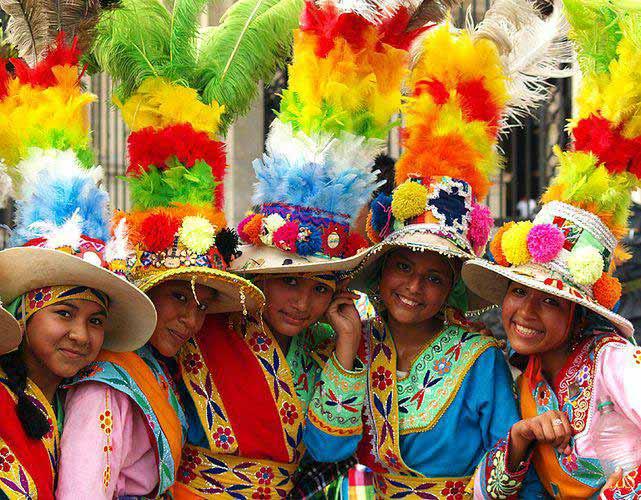 la Fiesta de la Virgen de la Candelaria, Puno, Peru, Peru For Less