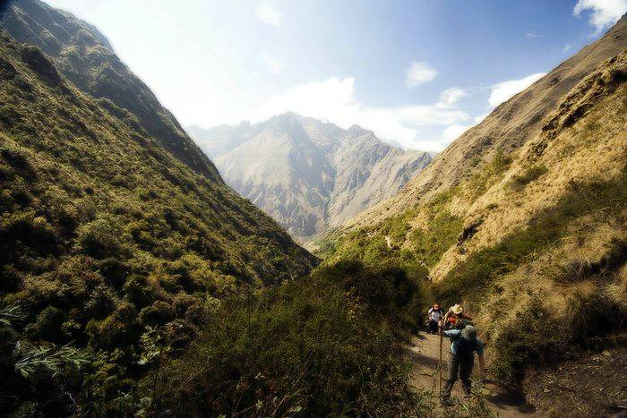 Inca Trail to Machu Picchu, Peru For Less