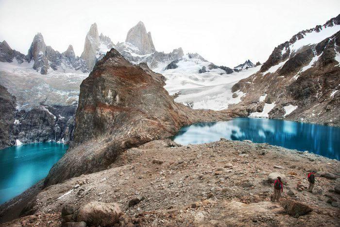 Fitzroy Peak in Patagonia, El Chalten, Patagonia, Argentina, Argentina For Less