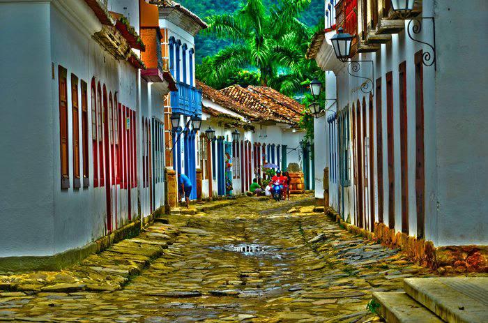 Paraty, Brazil, Brazil For Less