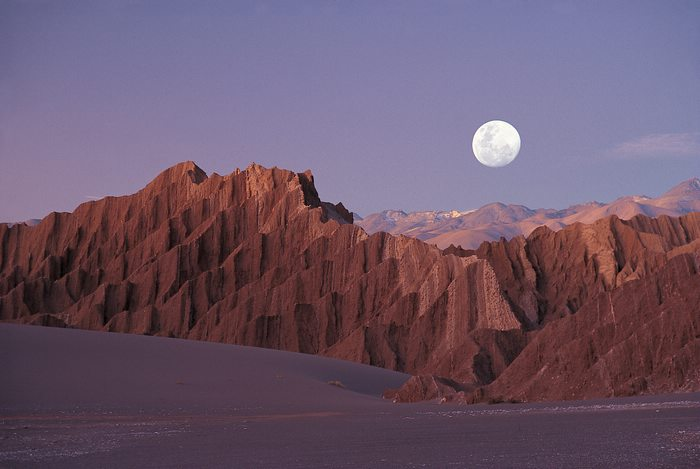 Valley of the Moon, Atacama Desert, Chile, Chile For Less