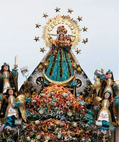 Virgin of Candlemas, Puno, Peru, Peru For Less