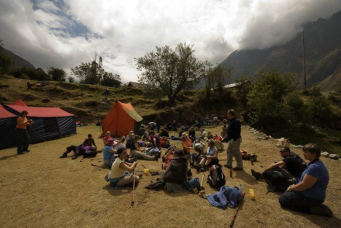 Walking the Inca Trail, Peru, Peru For Less