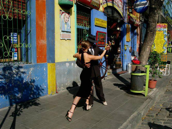 street tango, Argentina, Argentina For Less