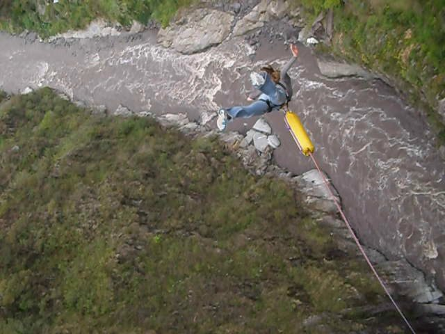 Baños Bungee Jumping, Ecuador, Latin America For Less