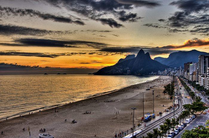 Ipanema beach, Brazil, Brazil For Less