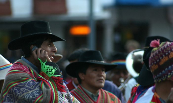 cell phones in Peru, Peru For Less
