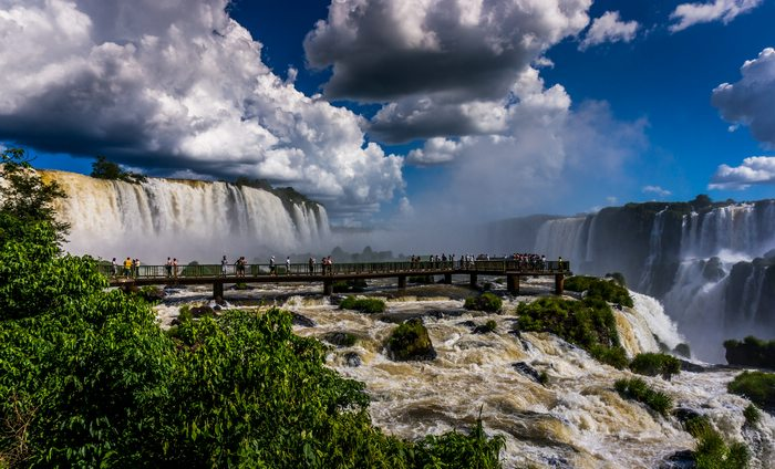 Iguazu Falls, Brazil, Brazil For Less