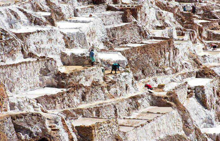 A day in the Salt Mines of Maras