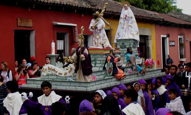 Image result for semana santa in costa rica