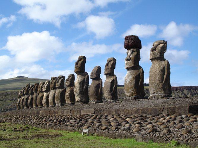 Easter Island Ahu