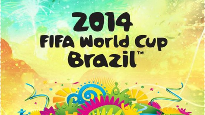 2014 FIFA World Cup in Brazil