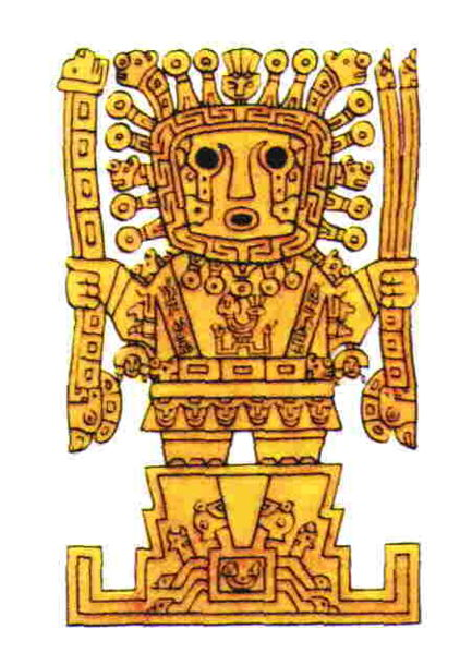 The creator Viracocha
